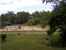 Playground near Country Brownstone Home
