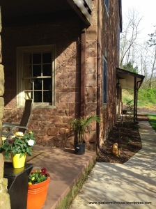 Porch and Walkway