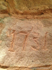 '1731' Carved on Hearth Keystone -- History Buff's Dream Home